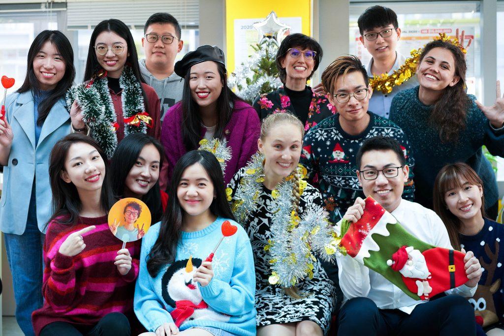 Alarice ChoZan team picture