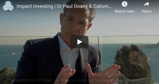 Dr Paul Doany Impact Investing