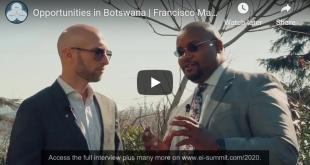 Opportunities in Botswana by Francisco Malesela Kgoboko