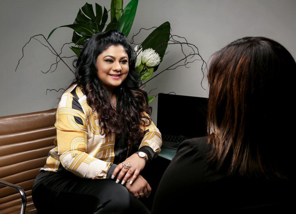Uma interview