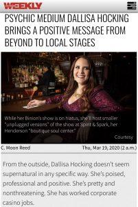 Dalissa article