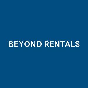 Beyond Rentals logo