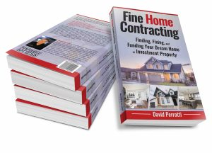 Fine Home Contracting book