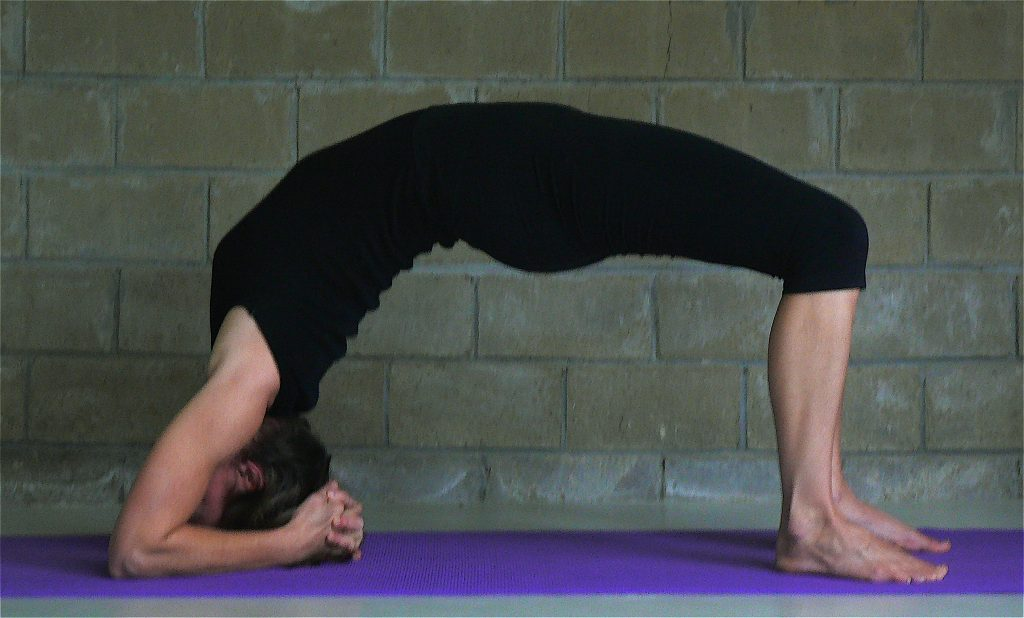 Laurie yoga